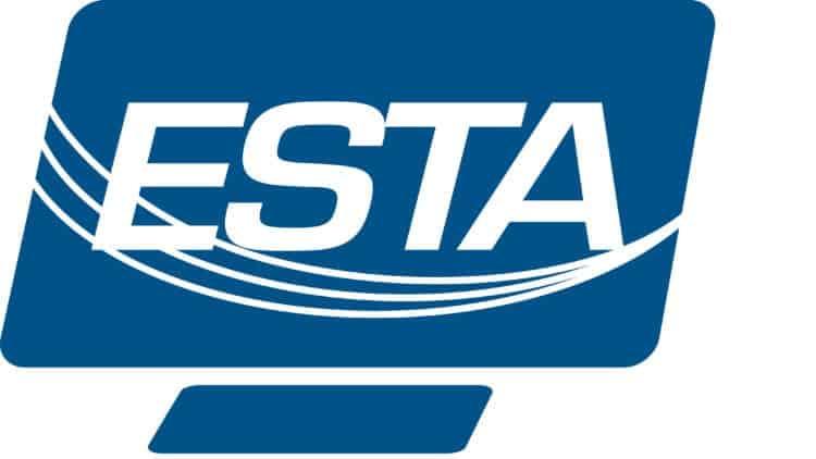 How to get ESTA