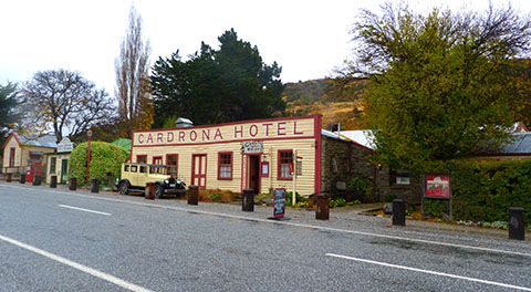 Cardrona pub
