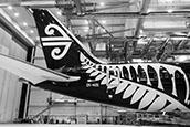 Air NZ at Boeing