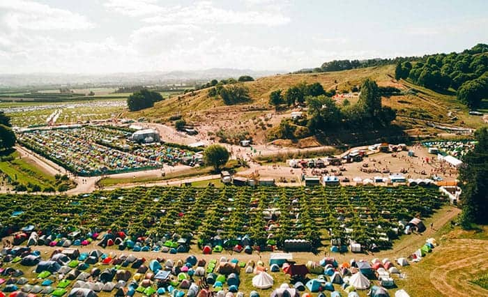 R&V Gisborne tents