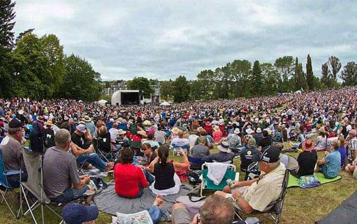 Taupo summer festival