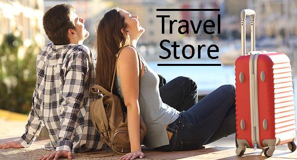 Travel store NZ