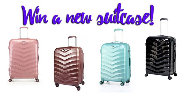 Win luggage from my new luggage store! - Blogger at Large