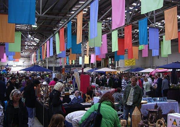 Canberra markets