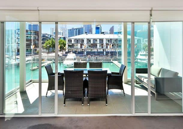 Lighter Quay auckland apartment rental