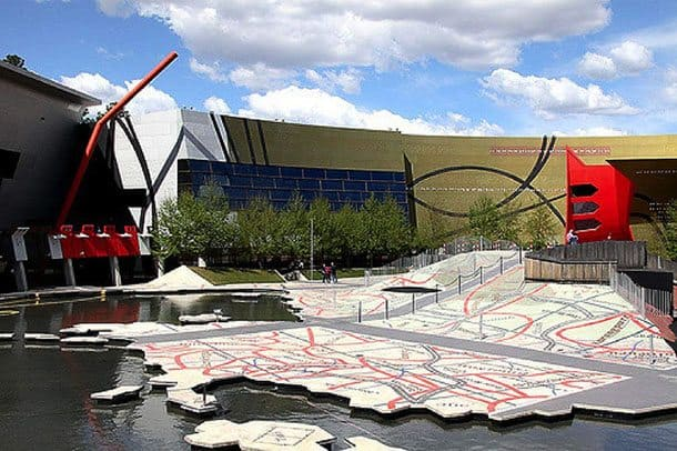 Canberra museum of australia