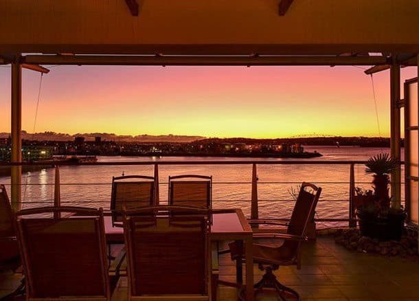 Princes Wharf apartment rental auckland