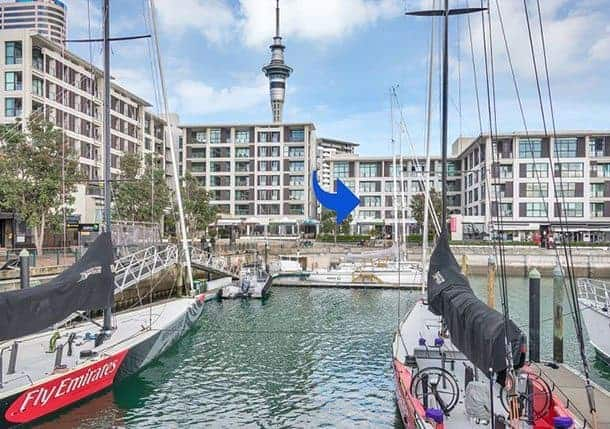 Quays apartment rentals Auckland