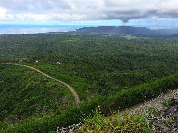 Mt Yasur Tanna Island Vanuatu