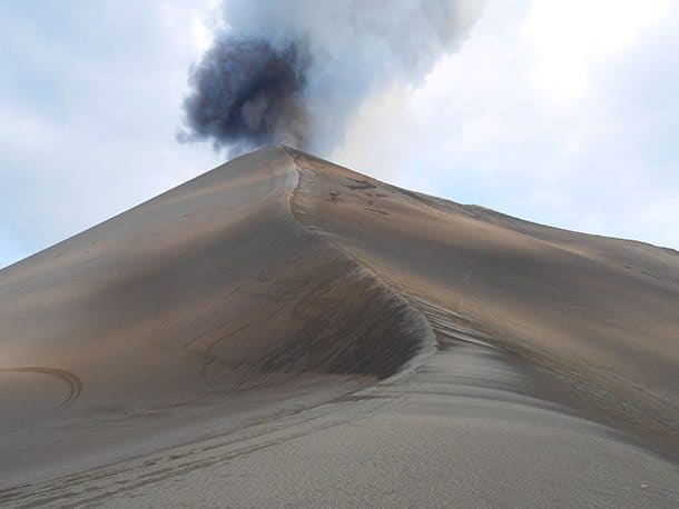 Mt Yasur Tanna Island