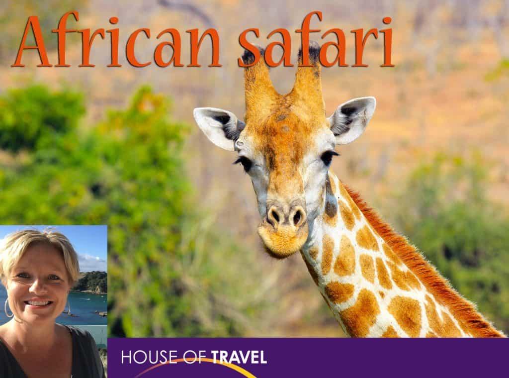 Africa tour