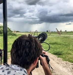 Photographing in Chobe