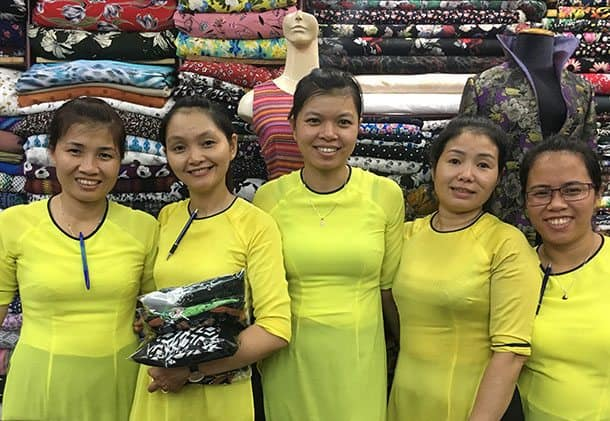 Dress makers Vietnam
