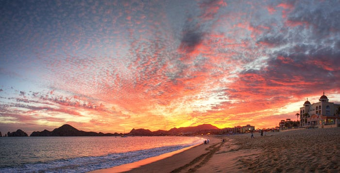 Cabo san lucas sun set