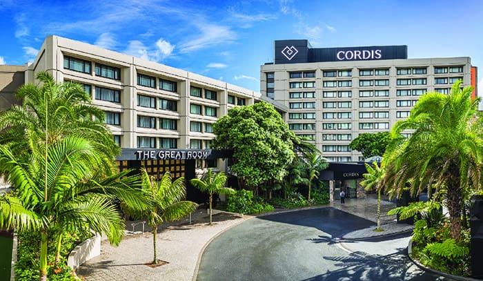 Cordis Hotel Auckland