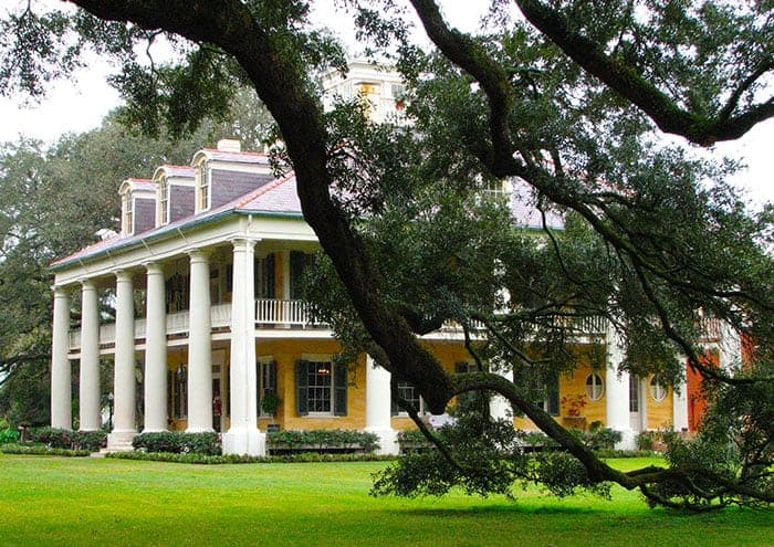 Houmas House New Orleans