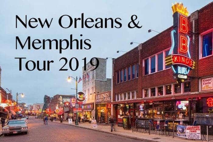 New Orleans & Memphis tour