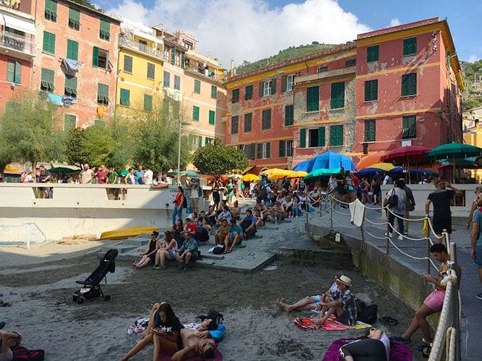 Vernazza in the afternoon