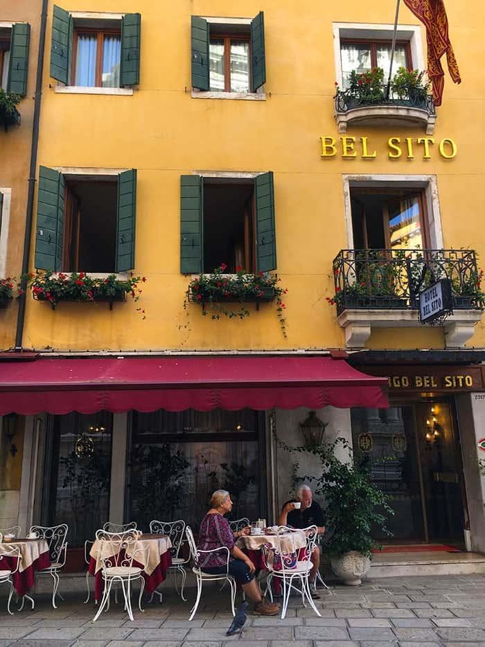 bar in Venice