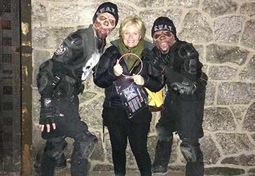 Halloween at Eastern State Penitentiary Philadelphia