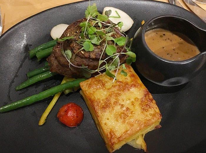 Garden brasserie restaurant Christchurch