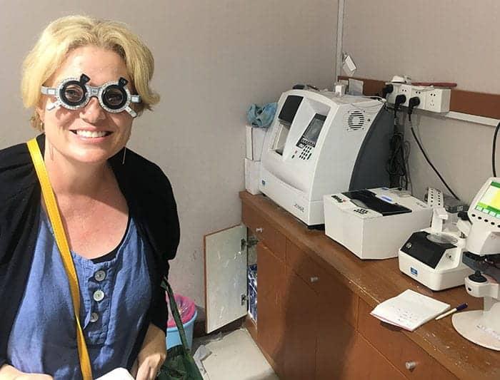 Prescription glasses made Shanghai