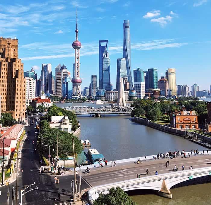 Visit Shanghai