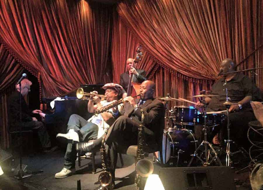 Royal Sonesta jazz playhouse