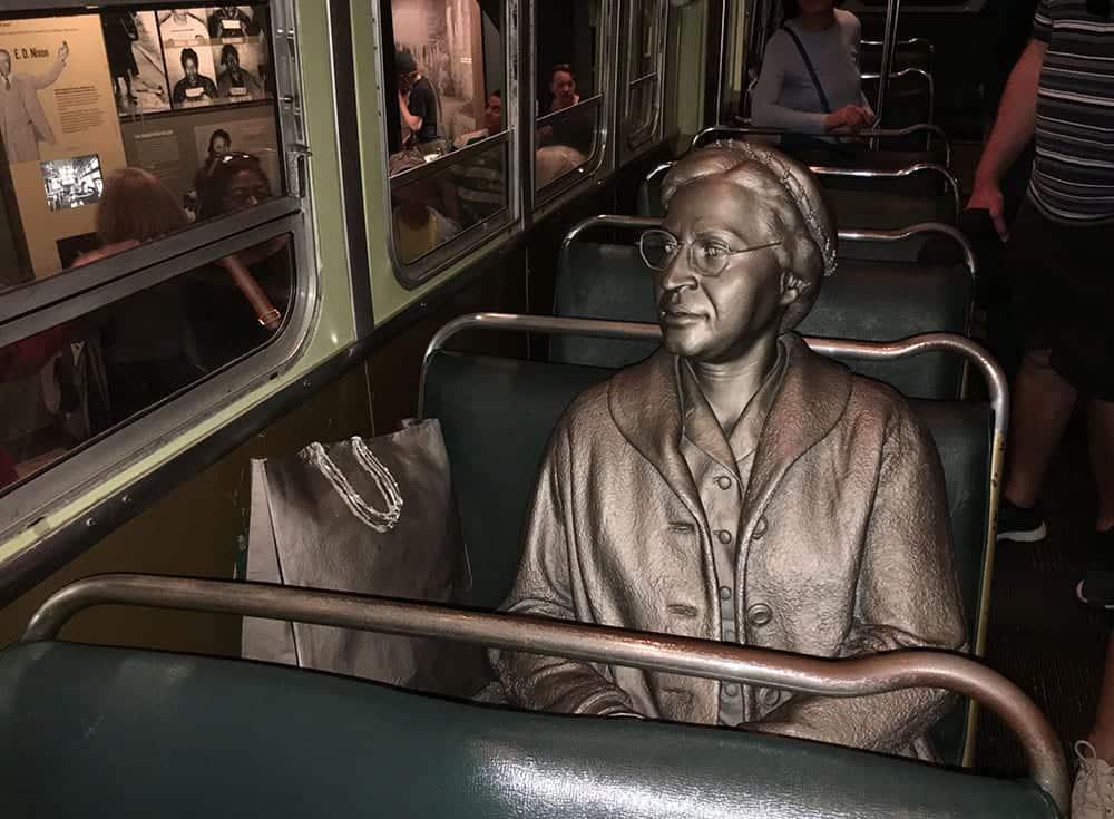 Rosa Parks Civil Rights Museum