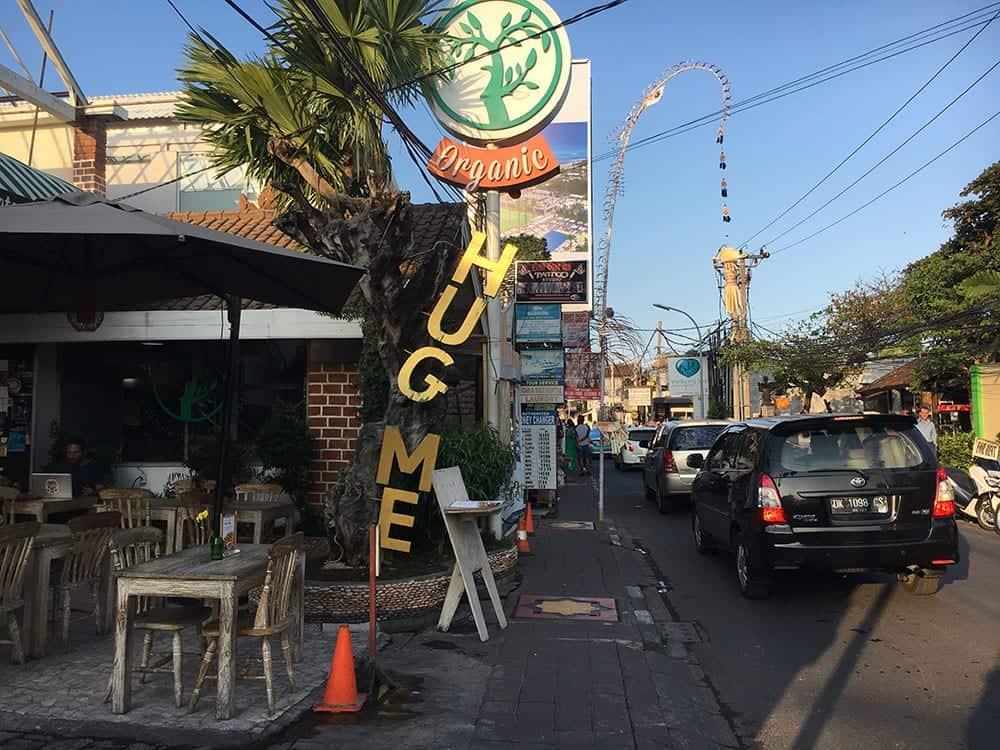 Organic Cafe Seminyak