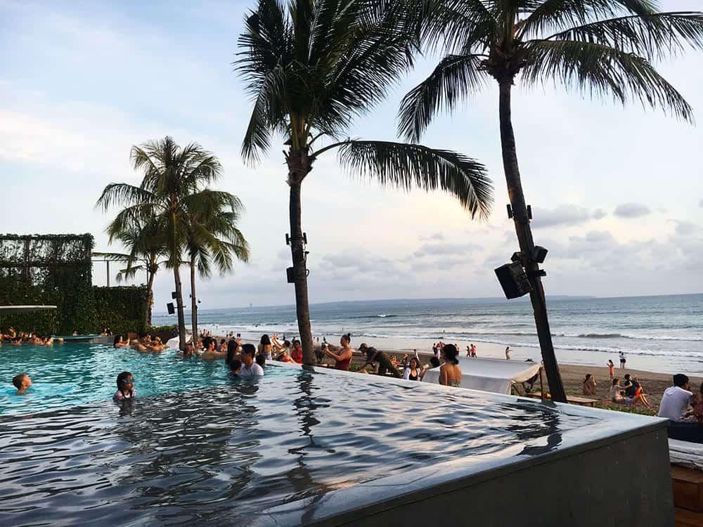 Potato head pool Bali