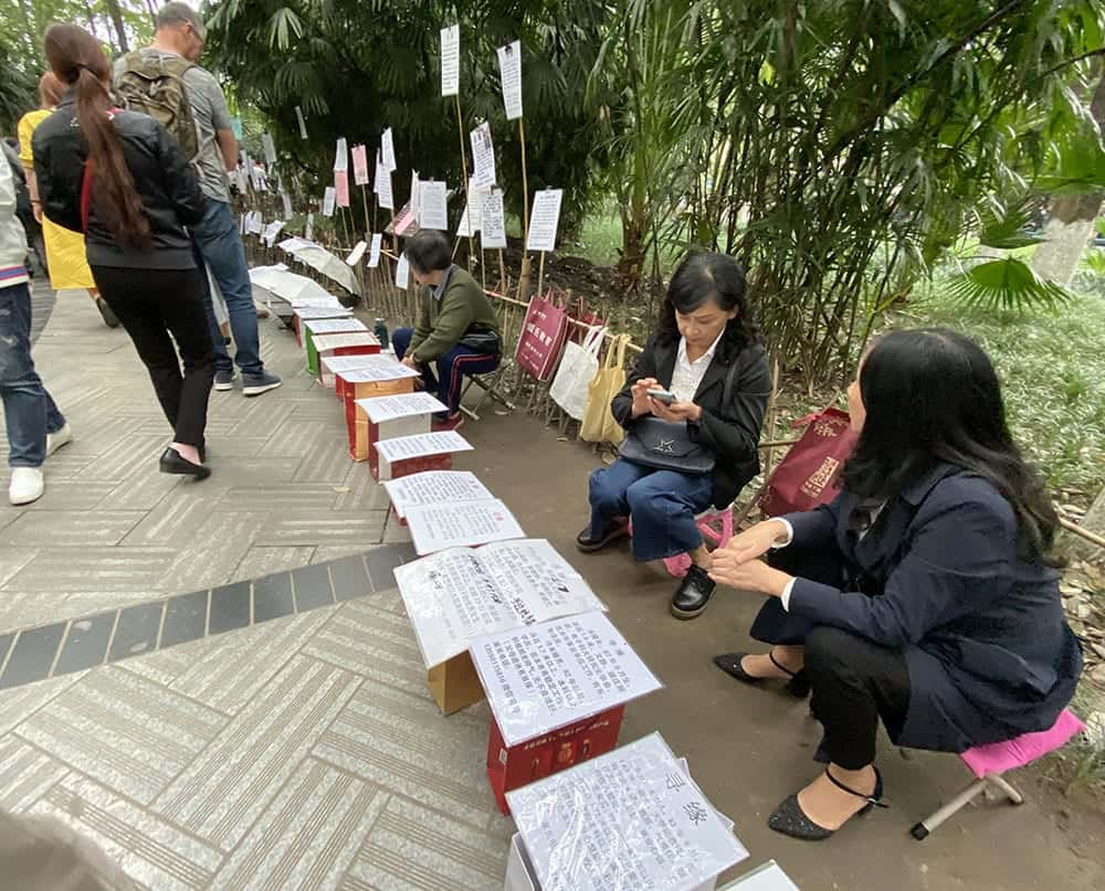 Match making mothers Chengdu