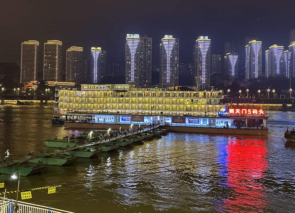China river cruise