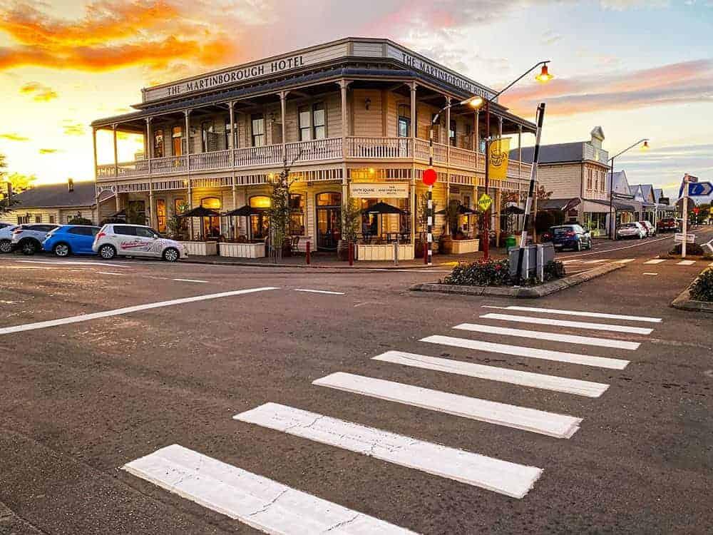 Martinborough Hotel NZ