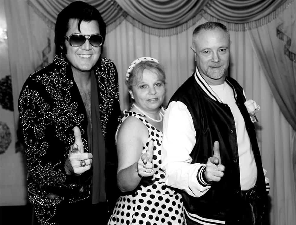 Elvis wedding Las Vegas