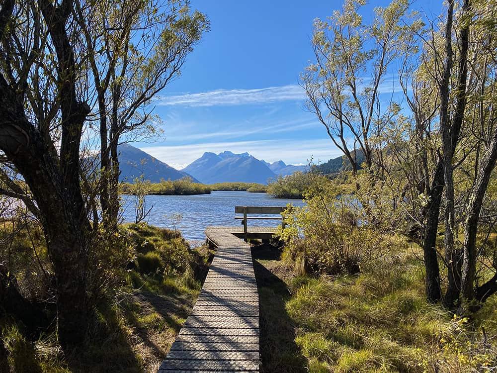 Glenorchy wetlands