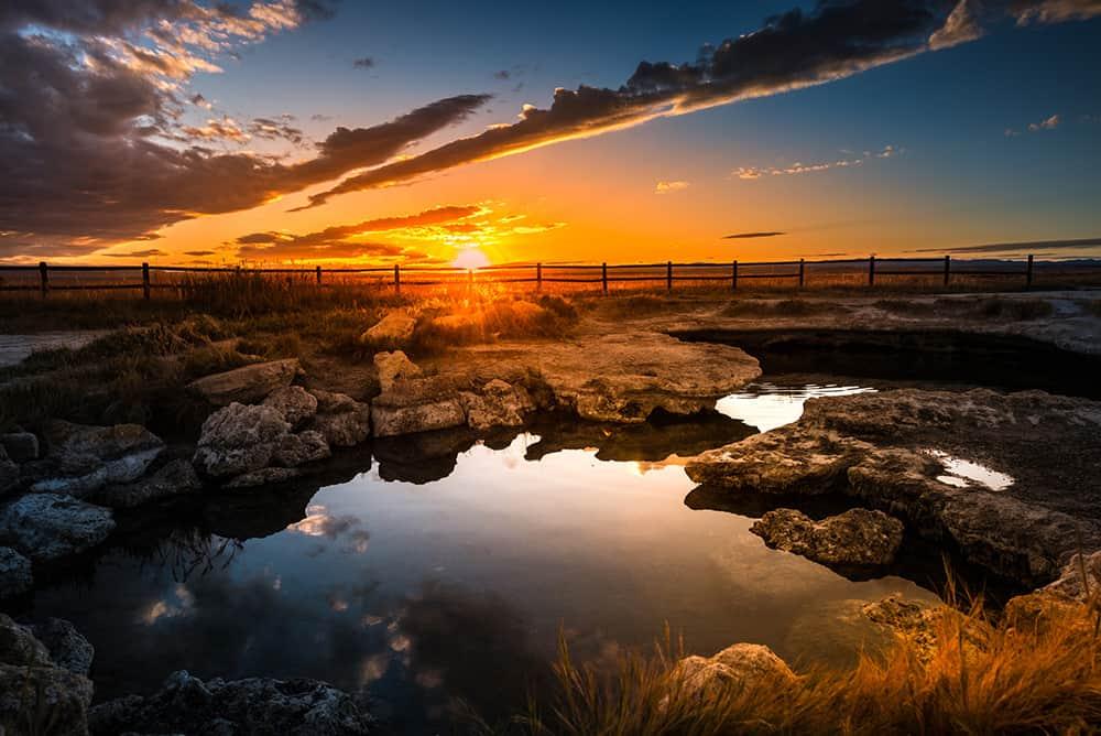 Meadow Hot Springs Utah