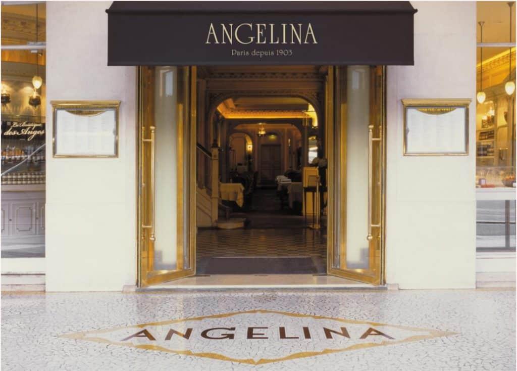 Angelina Paris