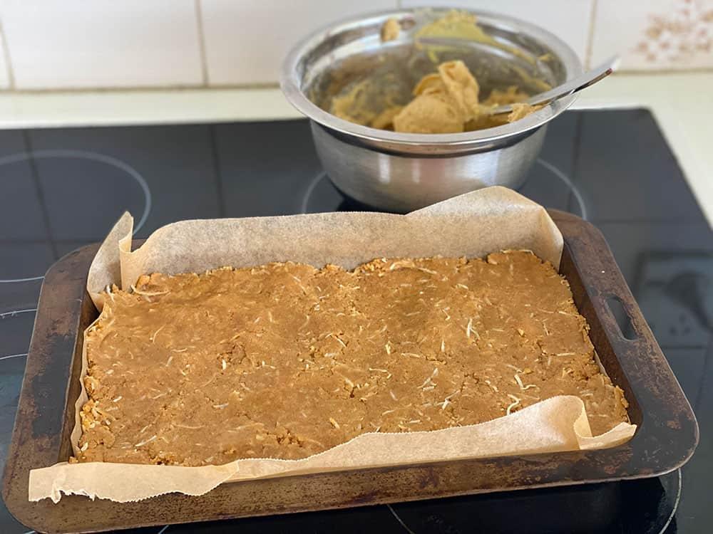 Ginger slice base