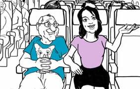 Air NZ safety video