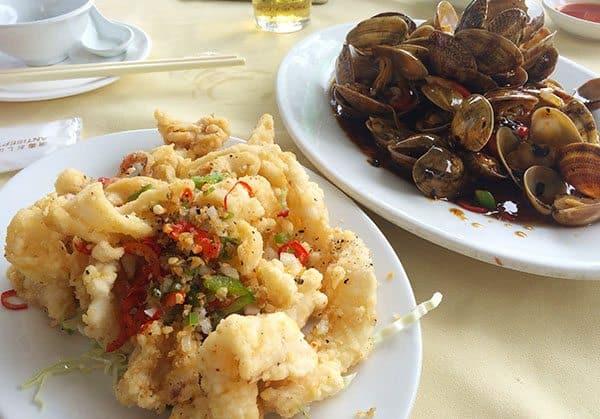 Sau Kee seafood restaurant