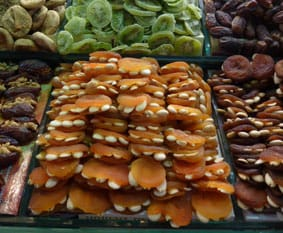 Apricots Spice Market Istanbul