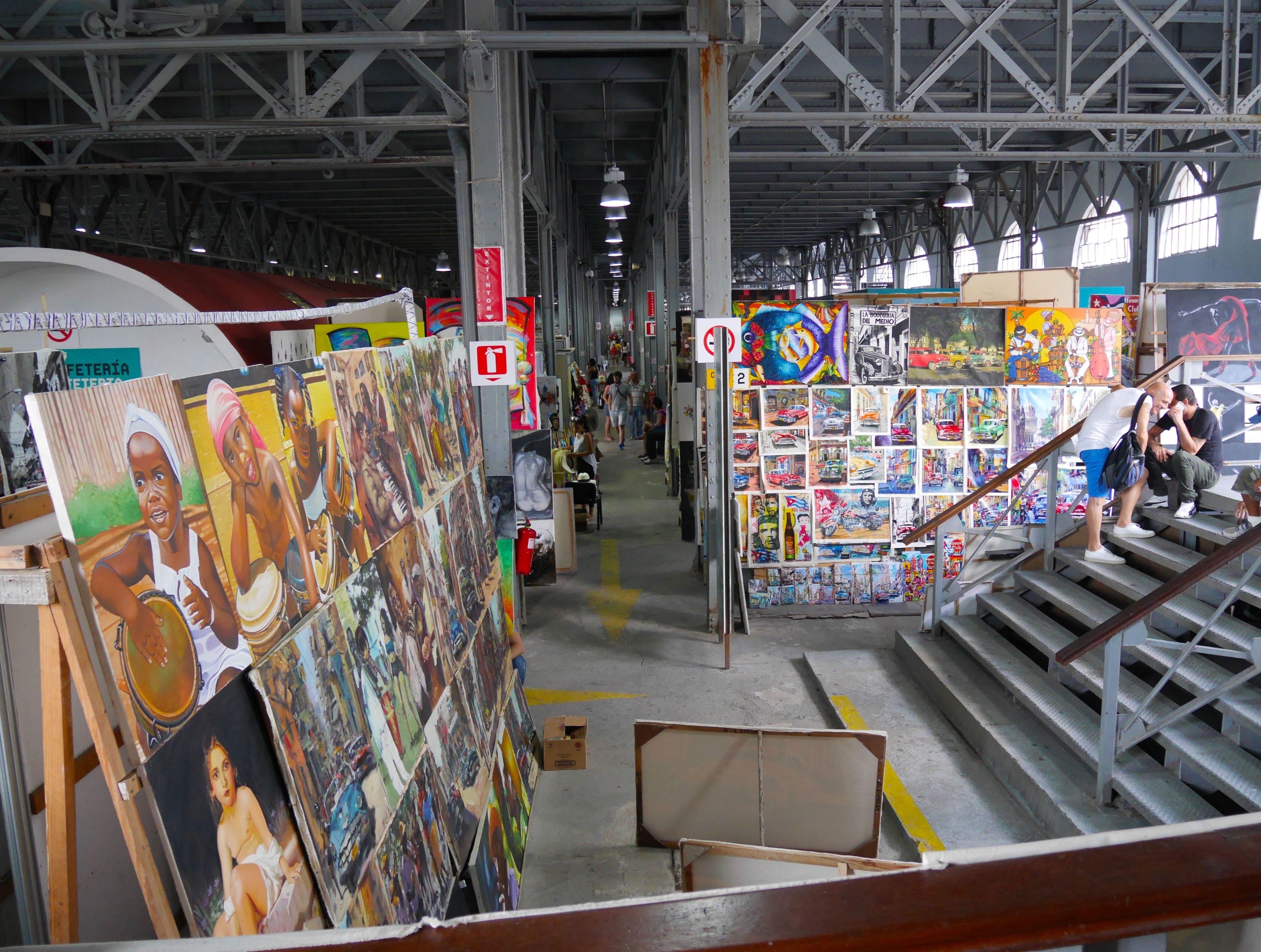 Art Market Cuba
