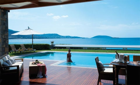 Your own private paradise in Greece