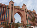 Dubai: Hanging out at Atlantis the Palm