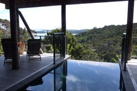 Bay of islands infinity pool