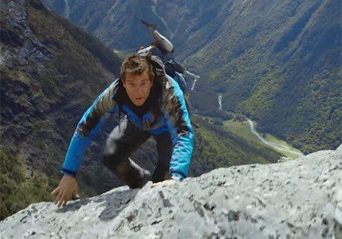 Air NZ video