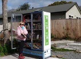 Gap Filler book library