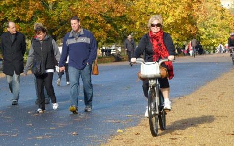 Boris bike London
