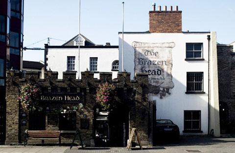 Brazen Head pub Ireland